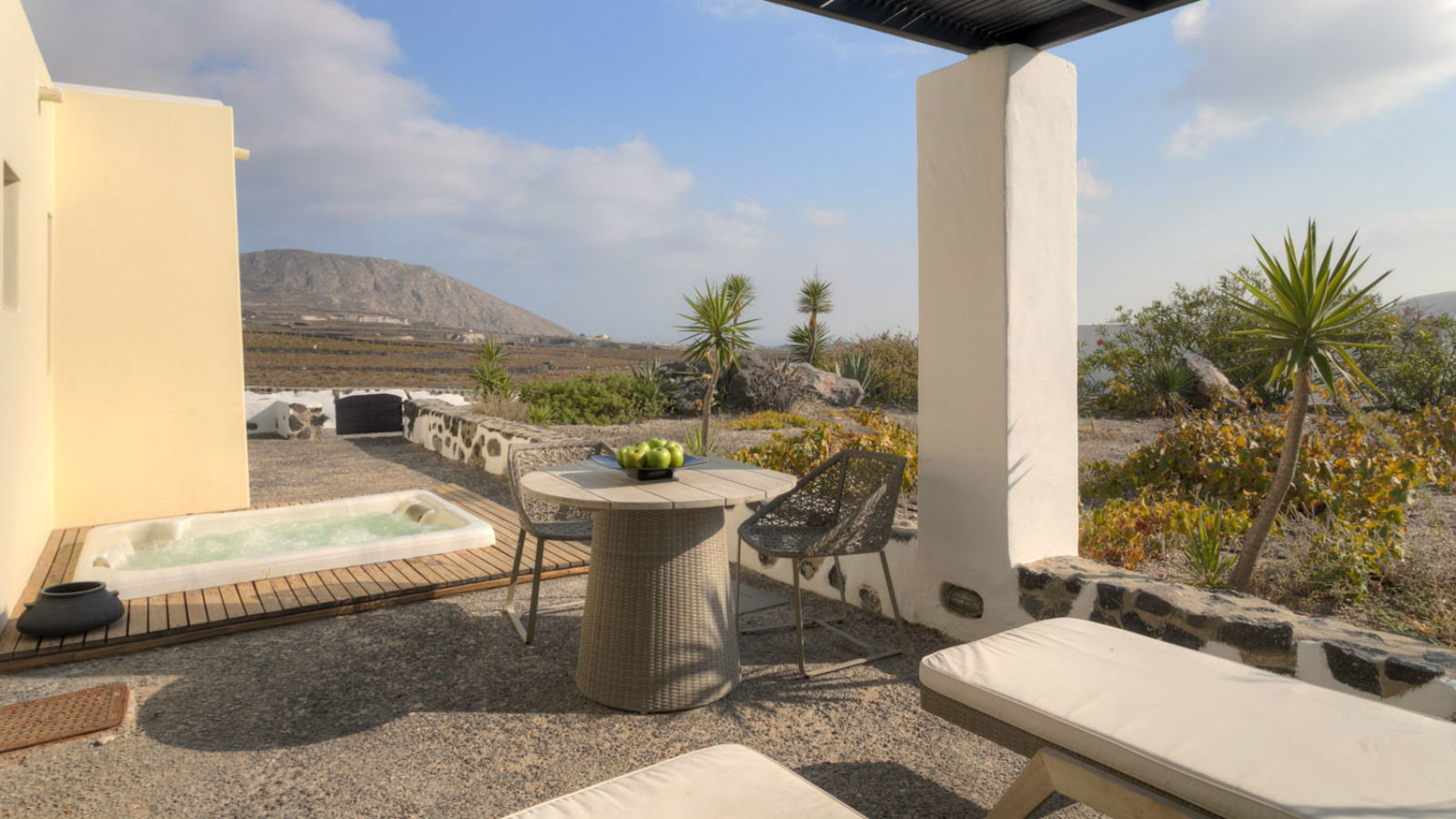 Environmental Policies at Vedema, a Luxury Collection Resort, Santorini