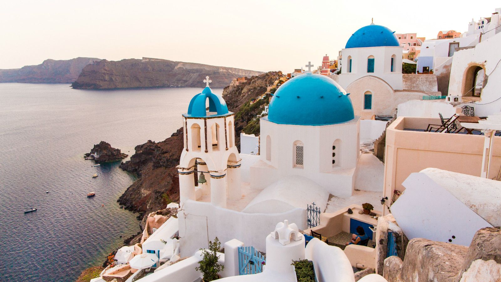 Santorini Oia Greek Islands - Vedema a Luxury Collection Resort Greece