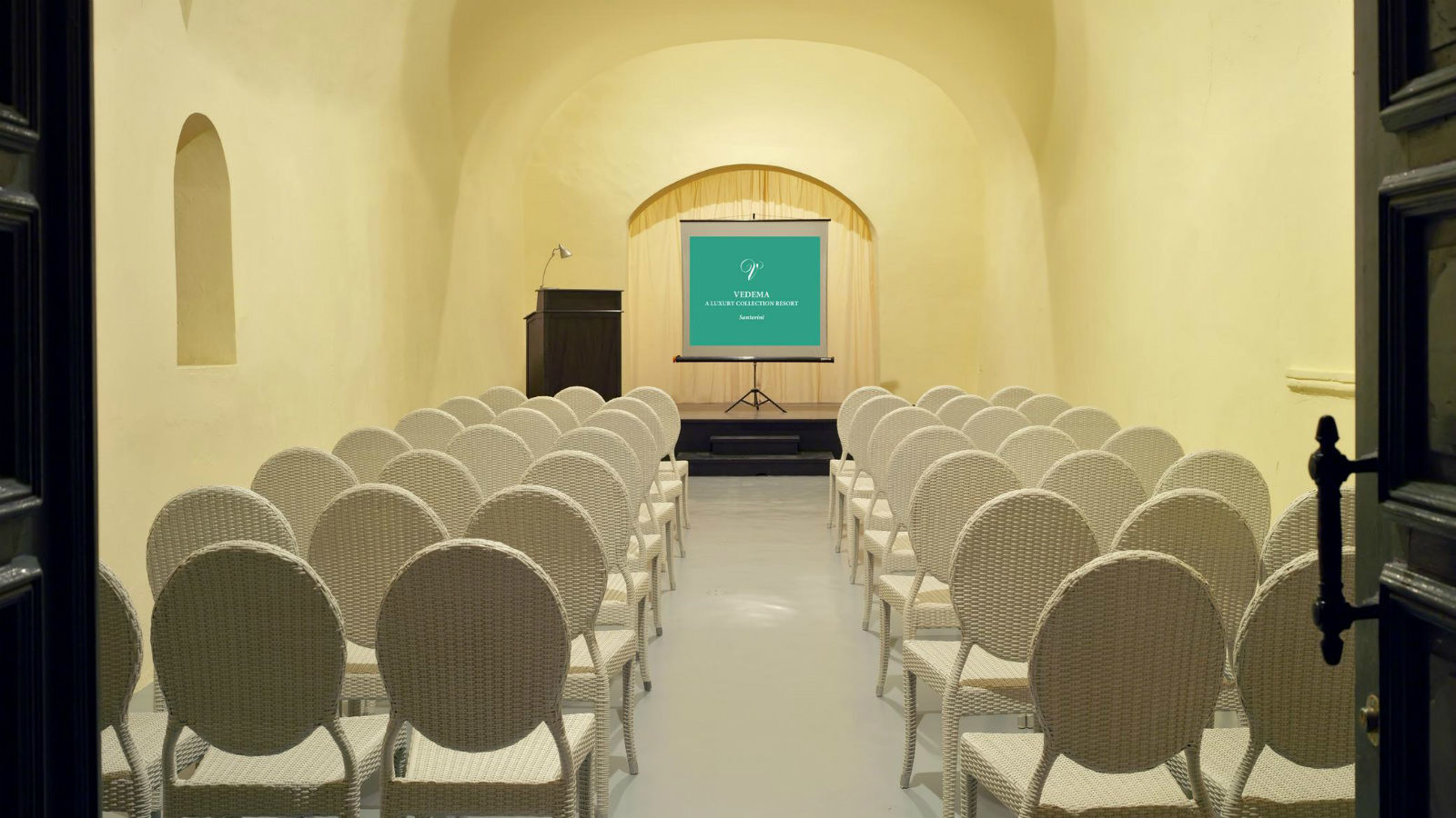 Conference Center Santorini - Meetings and Events at Vedema Hotel Greece