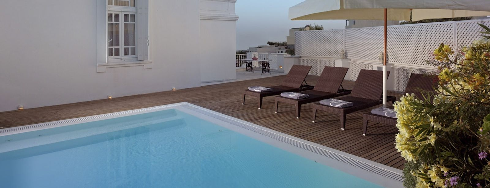 Presidential Villa Vedema Resort Santorini greece
